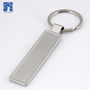 Rectangle Blank Keychain, Rectangle Blank Keychain Suppliers