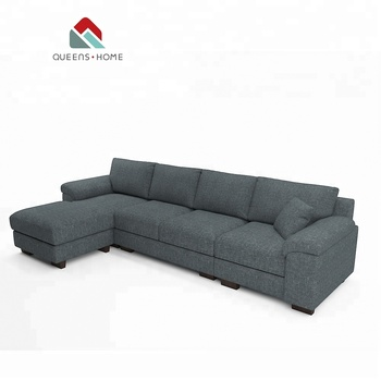 New Modern Linen Fabric Large Corner Sectional Artisan Furniture  Manufacture Exporter Living Room Sofas - Buy Large Corner Sectional Living  Room ...