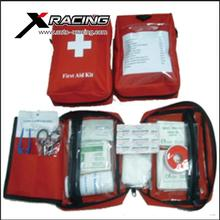 Xracing FAK-A-002 maintenance tool kit Give You Best Protect Outside Promotional Car First Aid Kit
