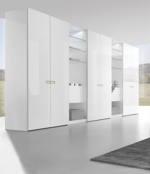 Simple Design Bedroom Closet White Lacquer Open Door Wood Wardrobe Cabinets Buy Simple Design Bedroom Closet White Lacquer Wardrobe Cabinet Wood Wardrobe Cabinets Product On Alibaba Com