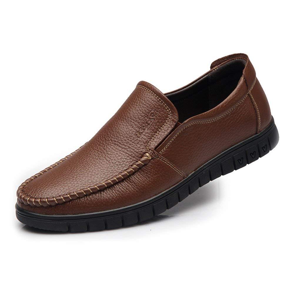 c5cfbaa0d57 Get Quotations · Ruanyi Men Loafers Shoes
