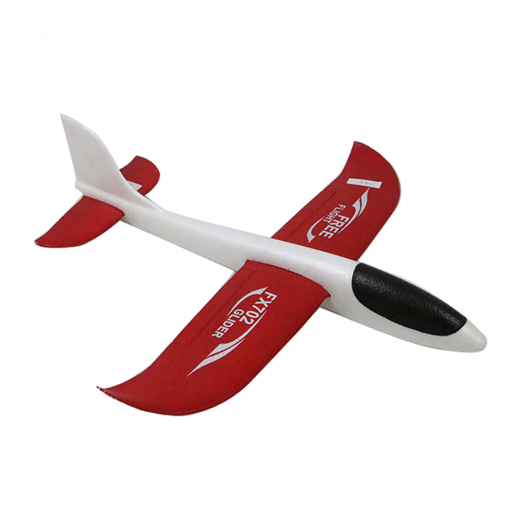 Foam EPP Airplane Hand Throwing Plane Model OEM