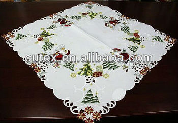 Christmas Tablecloths.Square Christmas Tablecloths Buy Christmas Embroidery Tablecloths Embroidered Christmas Tablecloth Lace Christmas Tablecloths Product On Alibaba Com