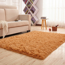 soft shaggy polyesterf child wool carpet