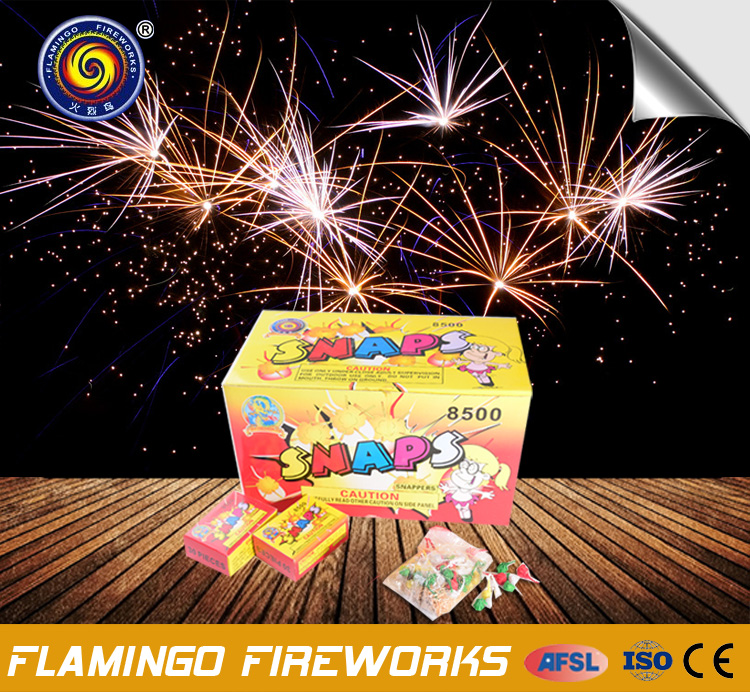 Safety pulling toy fireworks