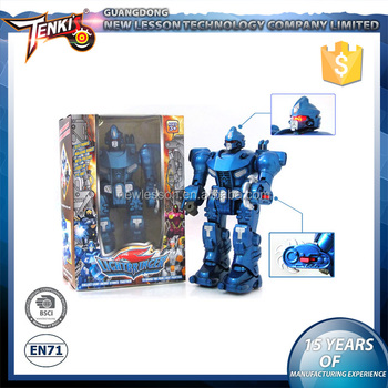 Good quality children toy set electronic battery operated toy robot for wholesale