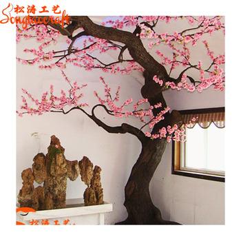 Künstlichen Fake Pfirsichblüte Baum Als Hochzeit Blüte Dekoration Bäume Für Die Hochzeit Bühne Und Tisch Dekoration Buy Hochzeit Bühne