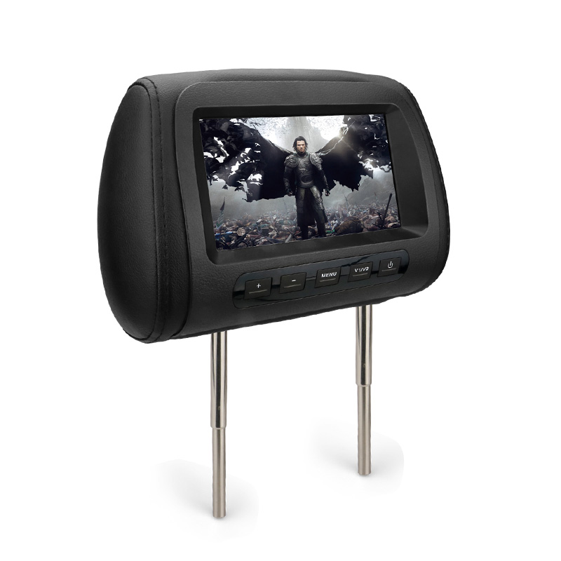 "7 ""inch HD TFT LCD Mobil Universal Headrest Monitor"