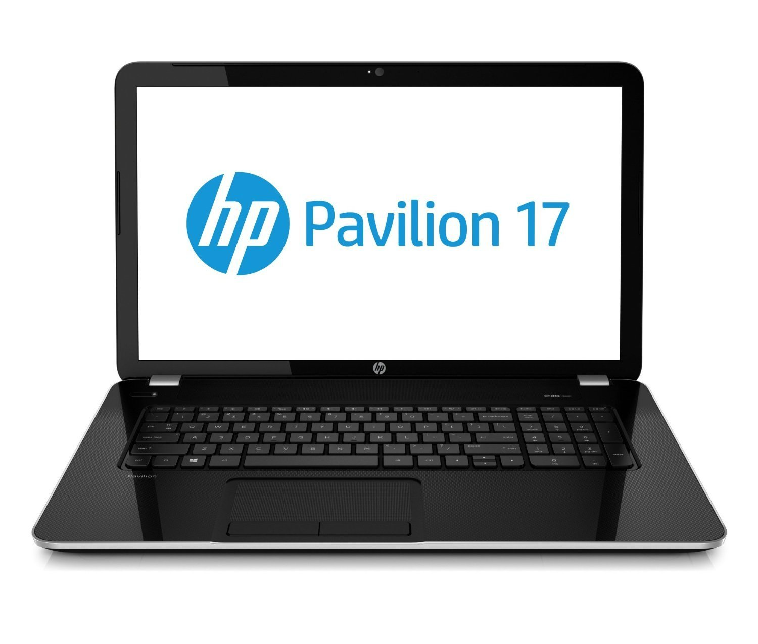 Get Quotations · HP Pavilion 17-e040us 17.3 Notebook with Intel Core  i3-4000M Processor & Windows