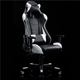 Pu leather office chair Lift Swivel Chair racing chair adjustable dxracer With Footrest WN-G03