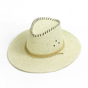 Cowboy Hat In Summer Wholesale d9b8b8fc83fa