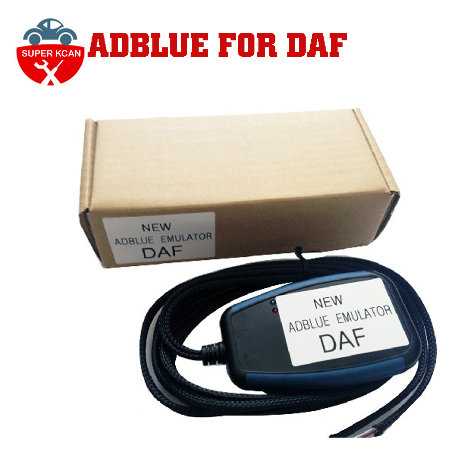 Горячая распродажа Adblue для DAF Adblue эмулятора грузовиков удалить инструмент Adblue DAF