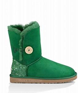 Custom Ugg Boots, Green Ugg Boots, Bailey Short Uggs,crystal Uggs, Uggs