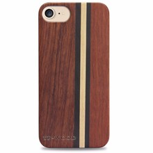 patent product mixing wooden phone case for iPhone 8 case