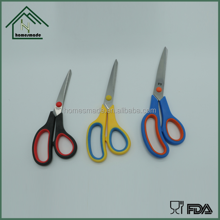 High quality standards houshold tools scissor for fabric
