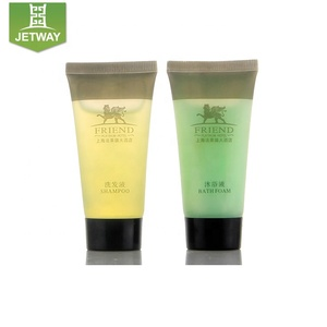 Best selling disposable wholesale hotel body wash and body gel