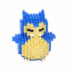 import toys directly from china Pokemon Series cheap nano block in chian construct toy building brick toys,DIY block set