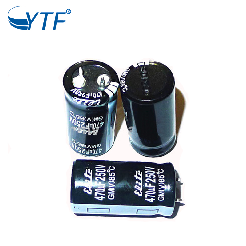 250V 3900uF Electrolytic Capacitor Manufacturer Screw Terminal Alu E Cap 250V 3900MFD China Capacitor