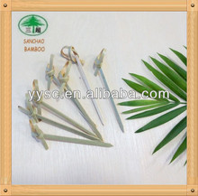 Bulk Special Bamboo Knot Skewers