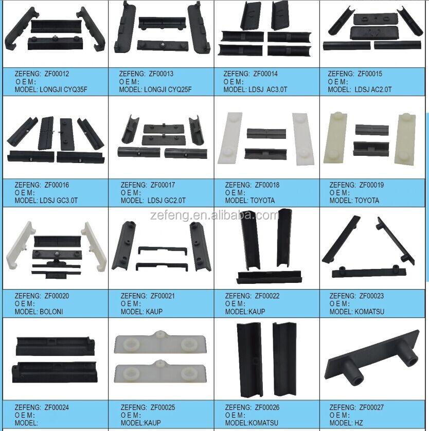 Cascade Forklift Parts Sideshifter Wear Guide 667661 Buy
