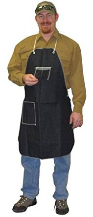 Westchester Denim aprons, 1 Swing Chest Pocket and 1 Hip Pocket - 12 Per Case