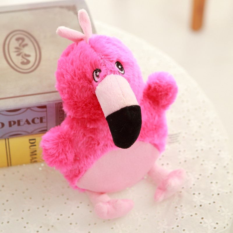 Manufacturer Supplier Pink Stuffed Animal Toy OEM ODM