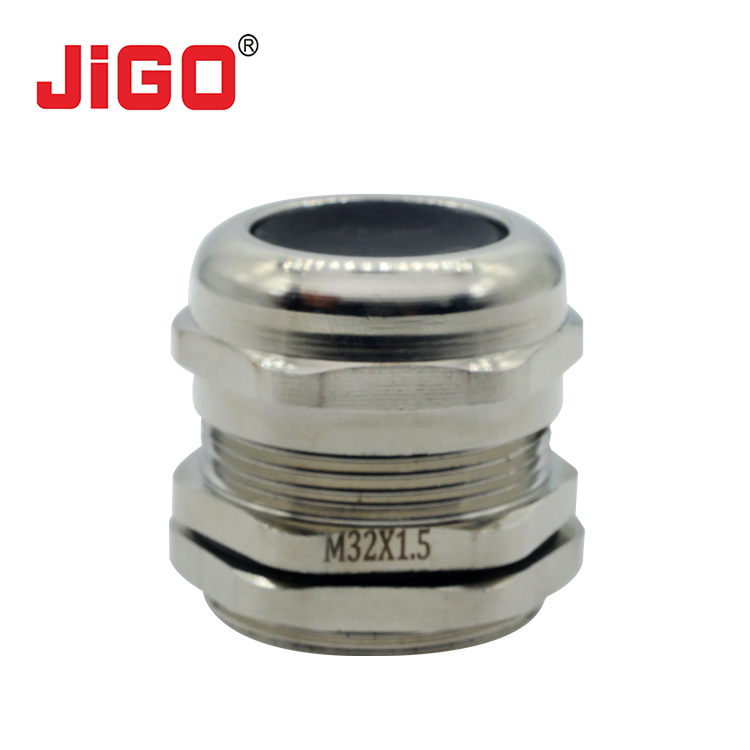 Factory promotion model brass metal cable gland PG for electrical equipment