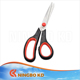 "9.3/4"" 8.1/2'' Paper Cutter Stationery Scissors Stainless Steel Scissors Stainless Steel Office Scissors"