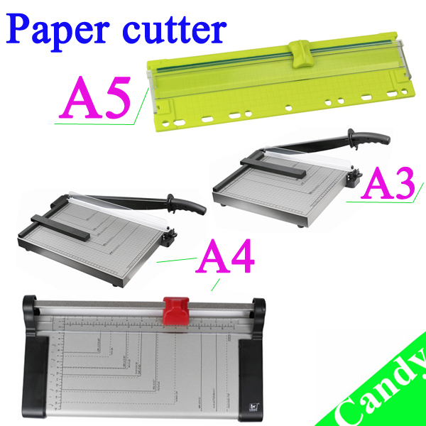 A5A4A3 mini kertas pemangkas manual kertas guillotine cutter