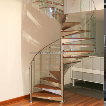 Charmant Glass Spiral Staircase Plans Narrow Spiral Stairs