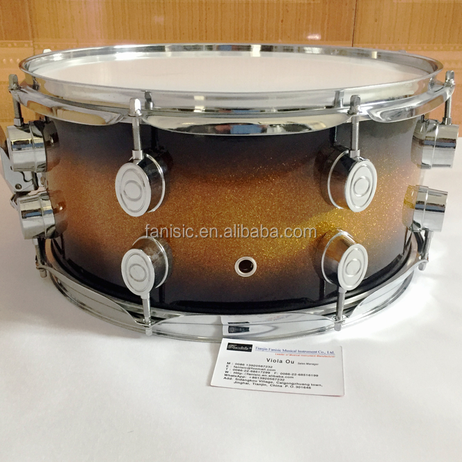 "14 ""x6.5"" Birch laca Jazz Snare Drum"