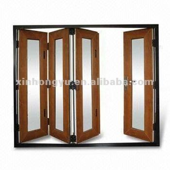 Upvc Interior Folding Doors Buy Exterior Folding Door Plastic Folding Glass Door Upvc Folding