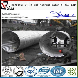 seamless welded steel pipe tube corrugated galvanized steel culvert pipe russia stainless steel pipe
