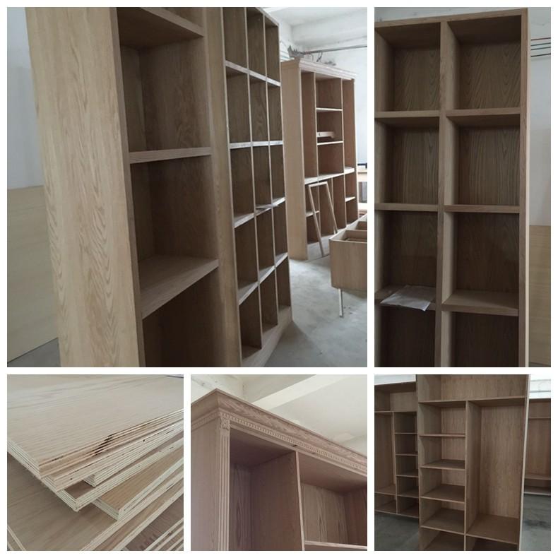 Neue Modell Holz Shaker Küchenschrank - Buy Massivholz Nussbaum ...