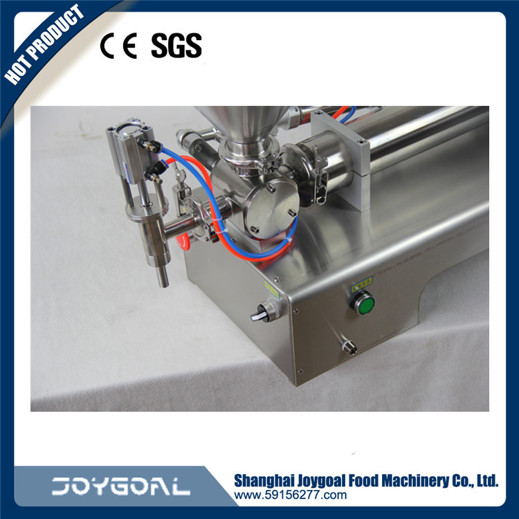 China manufacturer vegetable oil fill seal machine with high quality