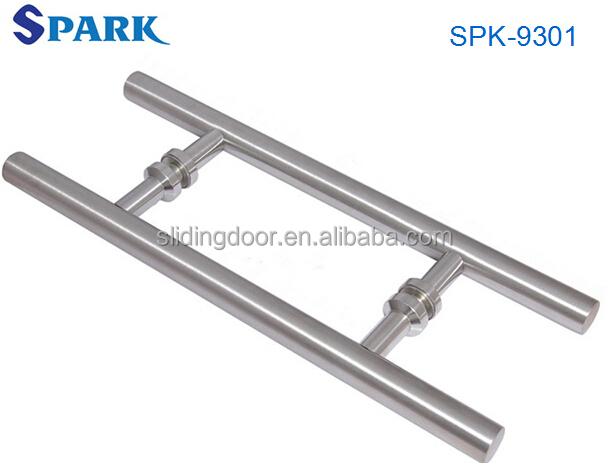 Double Sided Door Pull Handle From China Door Handle Manufacturer ...