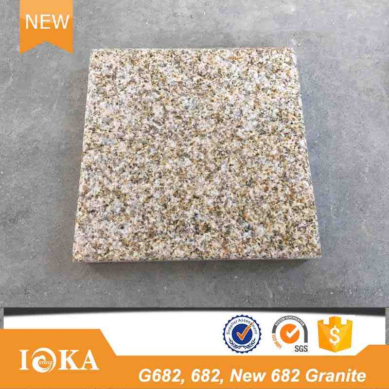Sunset Gold G682 Granite Cheap Tiles