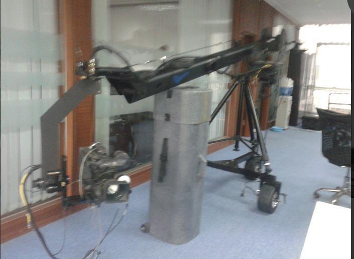 2767b7622 20% OFF grua filmagem Andy Jib 3M-17M com acessórios disponíveis ...