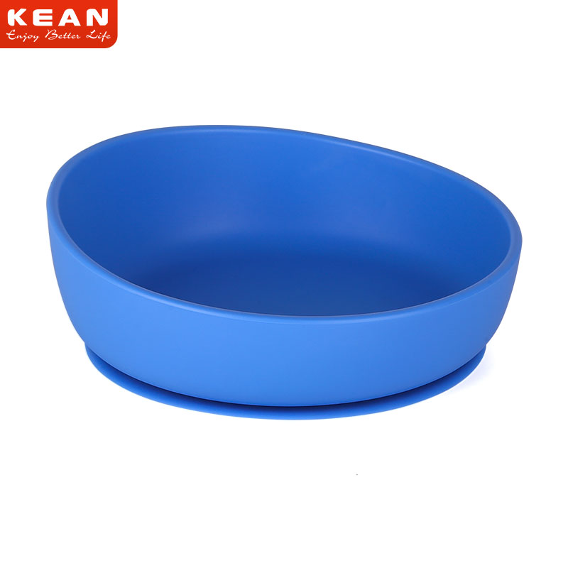 B006A Hot Selling ISO Certificate Fast Delivery Easy Clean Silicone Mixing Bowl Wholesale In China