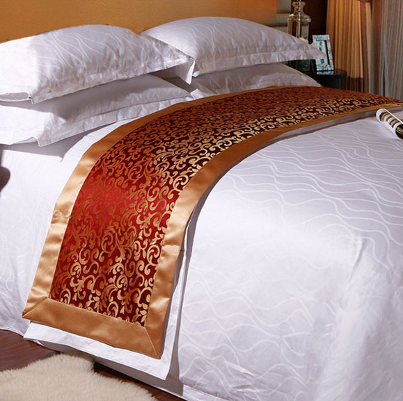 Professional Royal Luxury Hotel Bedding Set