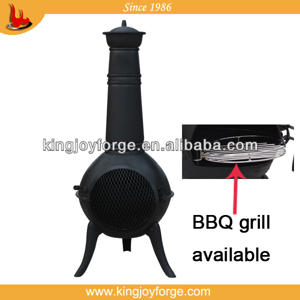 Good quality patio heaters steel chimeneas for UK market