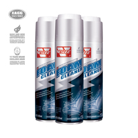 car care OEM aerosol multi-purpose foam cleaner for leather seat sofa carpet plastic products