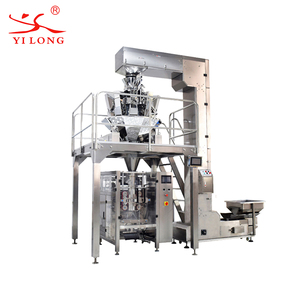 German Technology Automatic Weighing Low Cost Factory Price VFFS Bag Pouch Packing Packaging Machine