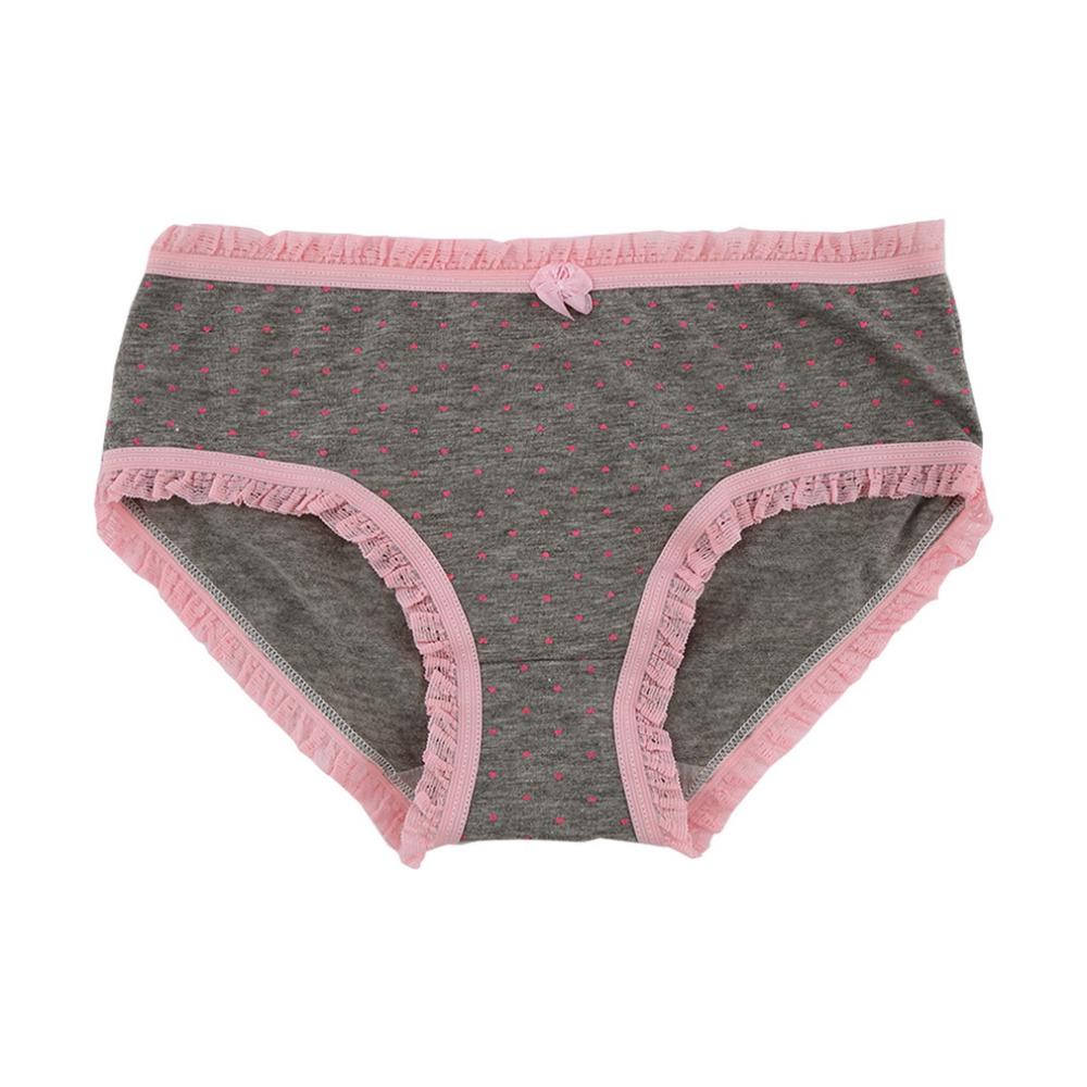 e14575c01 Get Quotations · 4 pcs set Women s 100% cotton panties mid waist plus size  sexy young girl