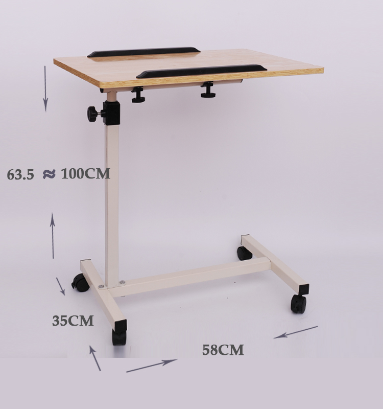 Folding Bedside Tray Tables With Wheels   Buy Used Hospital Bedside Tables,Hospital  Bed Tray Table,Bedside Table With Wheels Product On Alibaba.com