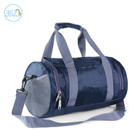 Hot sale top quality travel handle bag outdoor round shape sports duffel bag