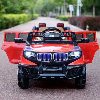 2017 Fashion Nieuwste Batterij Auto Speelgoed Voor Kinderen 4 Zits