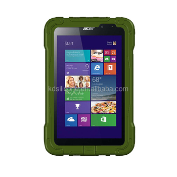 Military Style Case For Acer Iconia W4 820 Rugged Tablet 8 Inch Kids Dropshock Windows