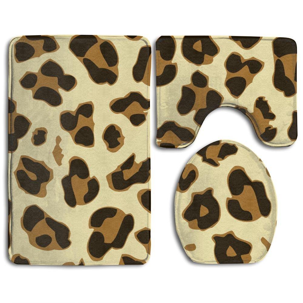 Leopard Print Bath Rug Find