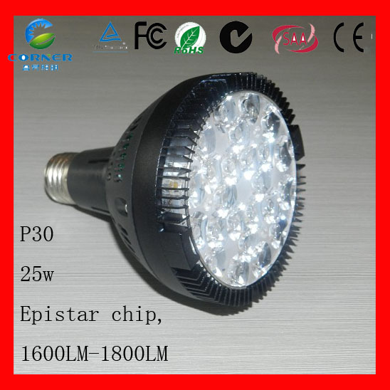 Indoor light E27 fluorescent light 2800lm led par lights